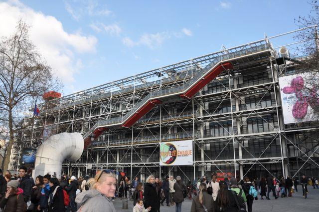 Pred Pompidoujem